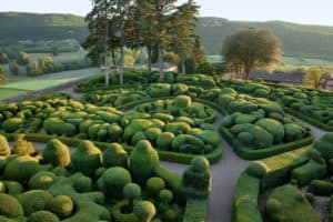 Marqueyssac gardens in Dordogne near our guests house dordogne
