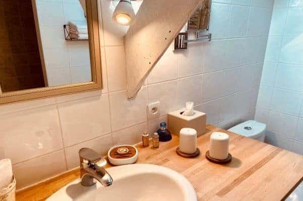 Salle de bains Le Fenil