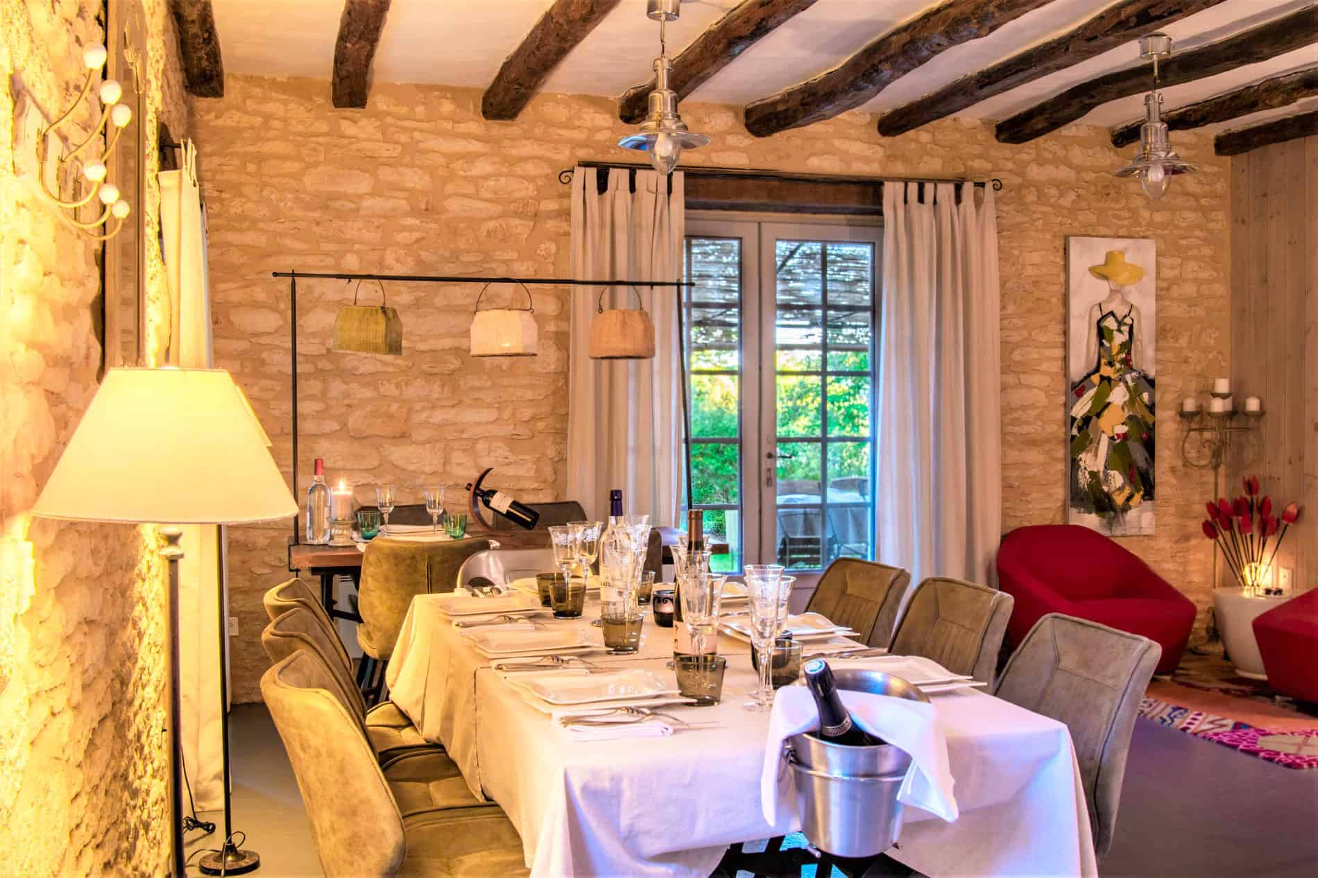 chambres et table d hotes sarlat